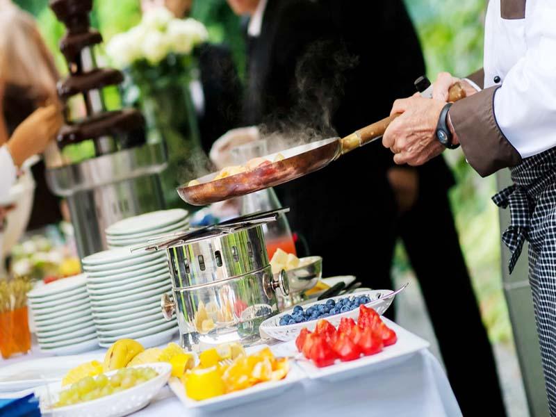 plateforme event traiteur paris buffet cocktail plateau repas animation culinaire petit déjeuner